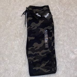 Brooklyn clothing camouflage jogger pants
